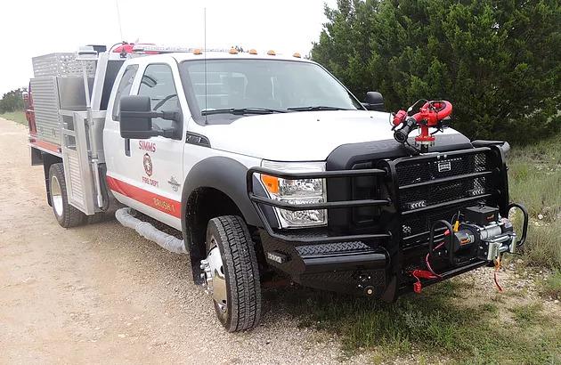 Simms Brush 1 Truck
