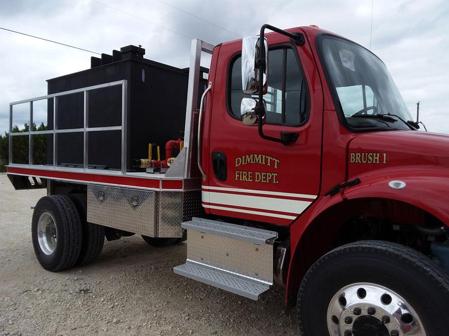 Dimmitt Fire Department